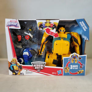 Transformers Rescuebots: Bumblebee