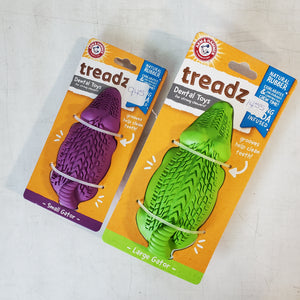 Treadz Dental Toys for Dogs