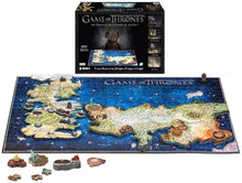 Load image into Gallery viewer, Game of Thrones 4D Puzzle