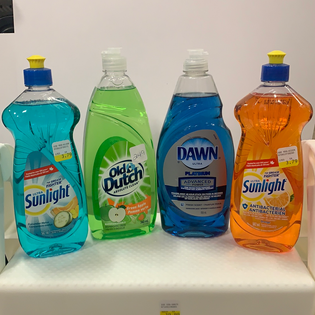 Liquid Dishsoap