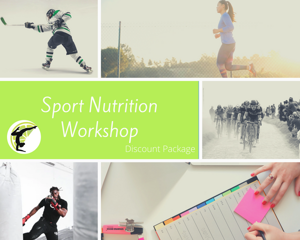 Online Sport Nutrition Workshop
