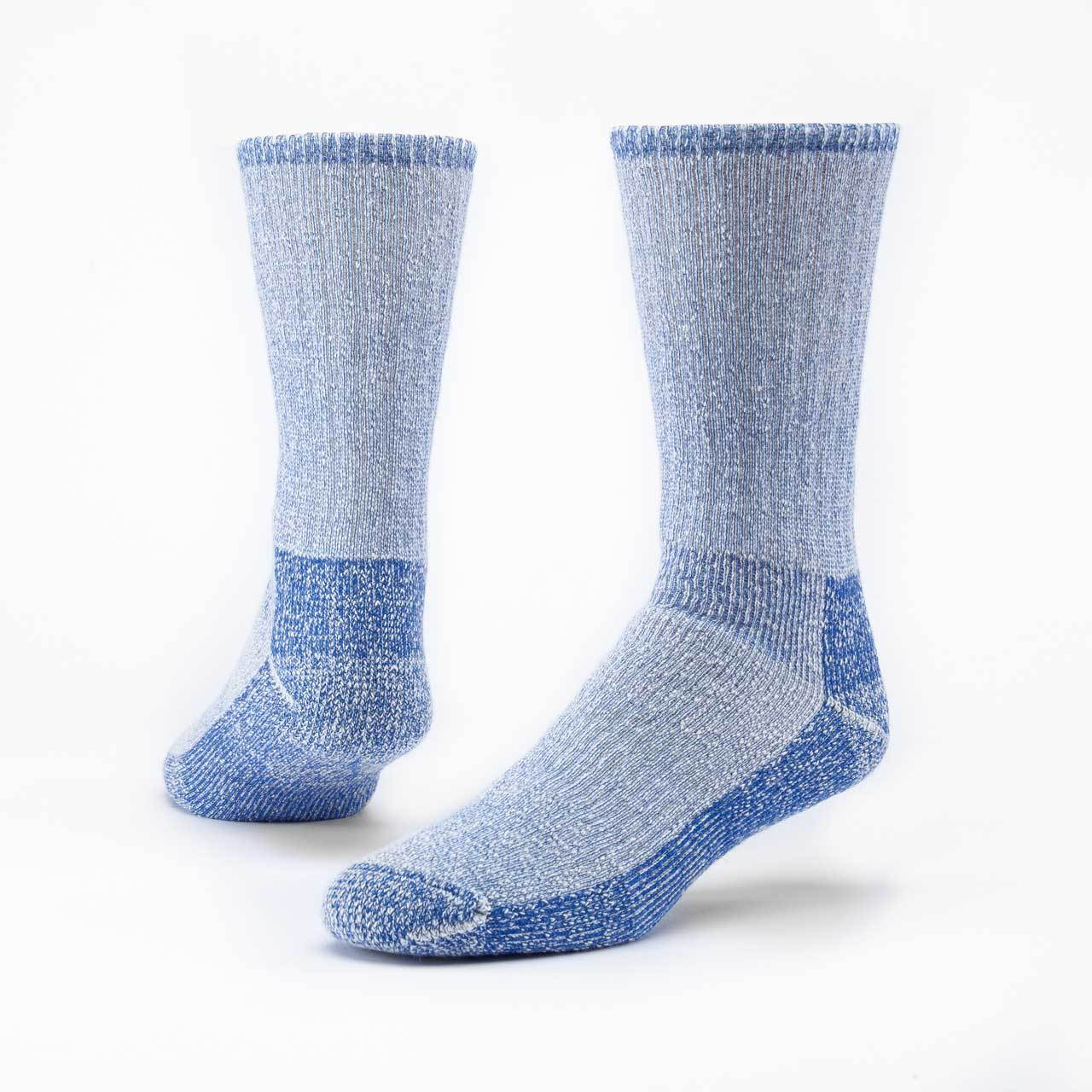 Organic Wool Mountain Hiker Socks (IS)