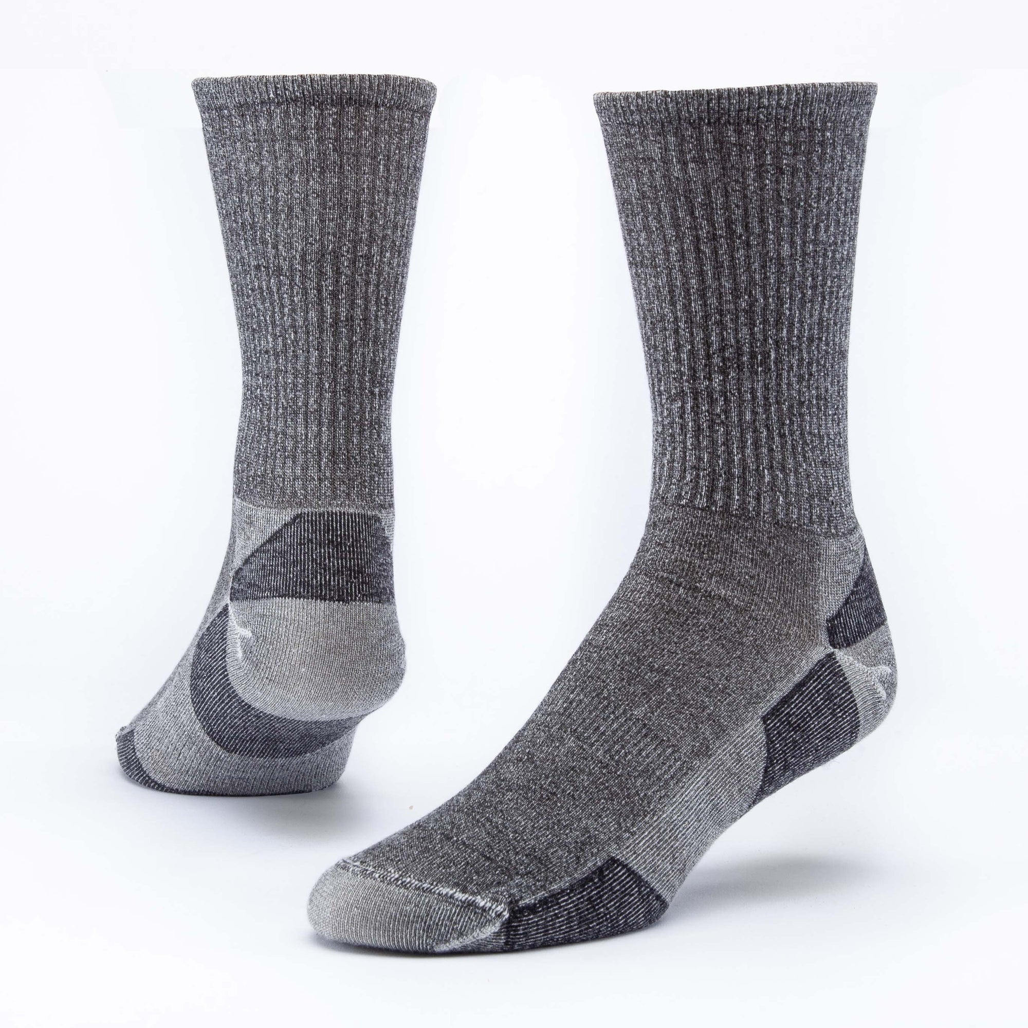 Organic Wool Urban Hiker Socks - Crew (IS)