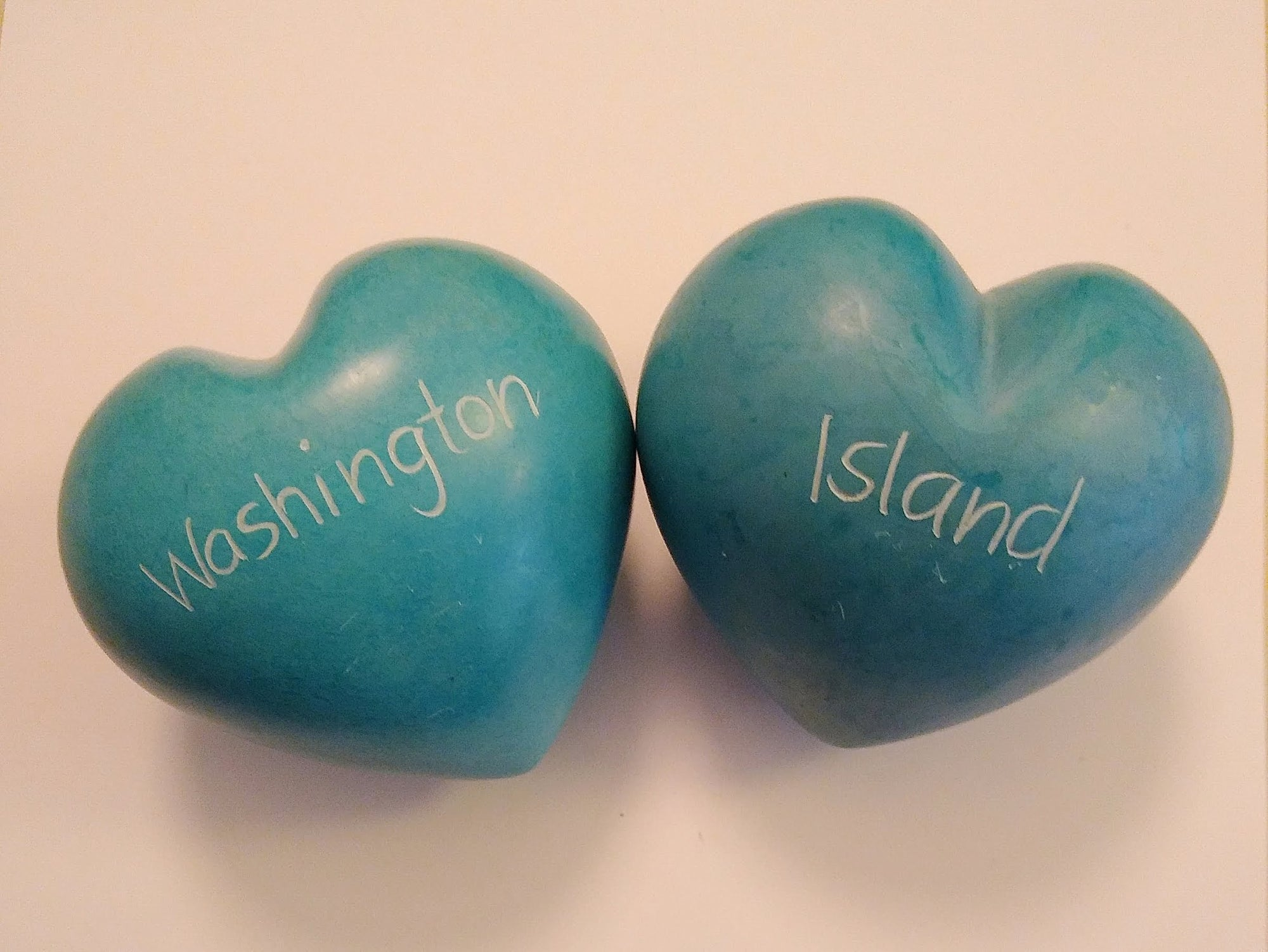 Washington Island Paperweight (IS)