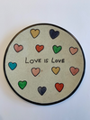 Love is Love Kisii Stone Plate (IS)