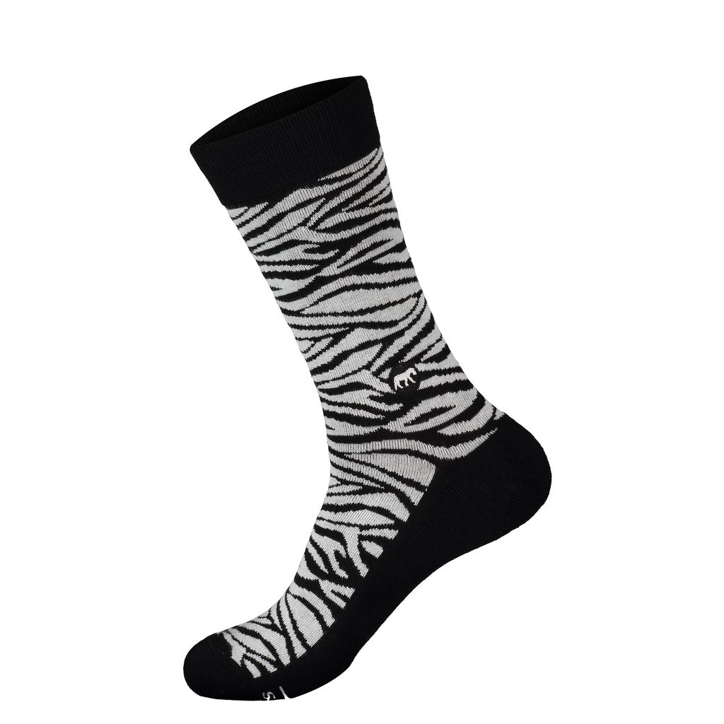 SOCKS THAT PROTECT ZEBRAS (IS)