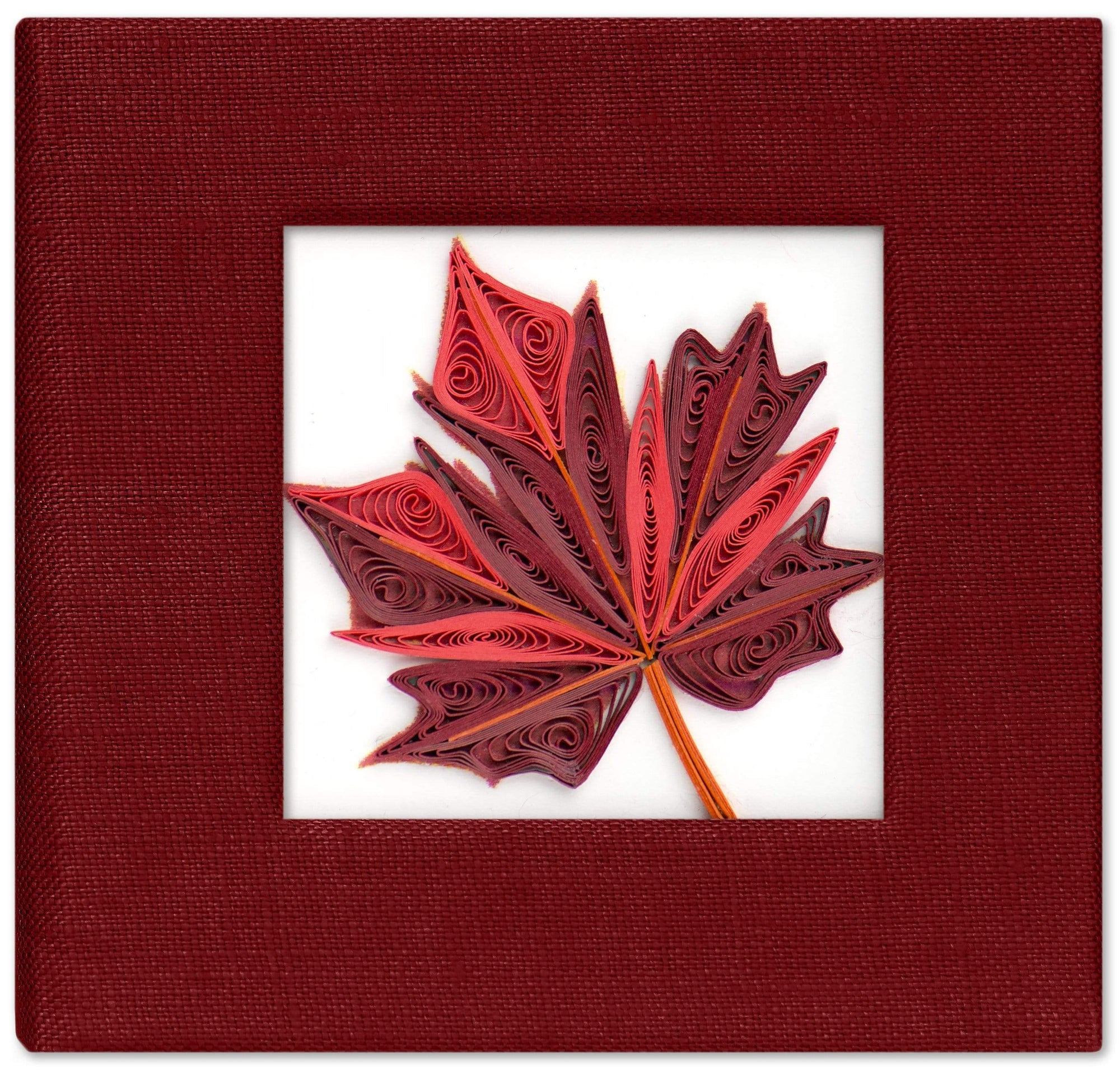 Maple Leaf Note holder (post it)