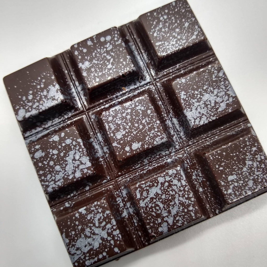 coffee cherry chocolate bar