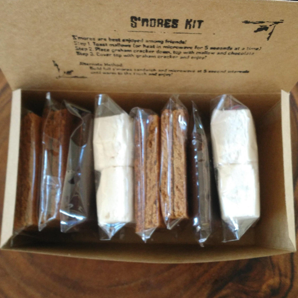 BYO S'mores Kit with Milk Chocolate Bars - m2 Confections