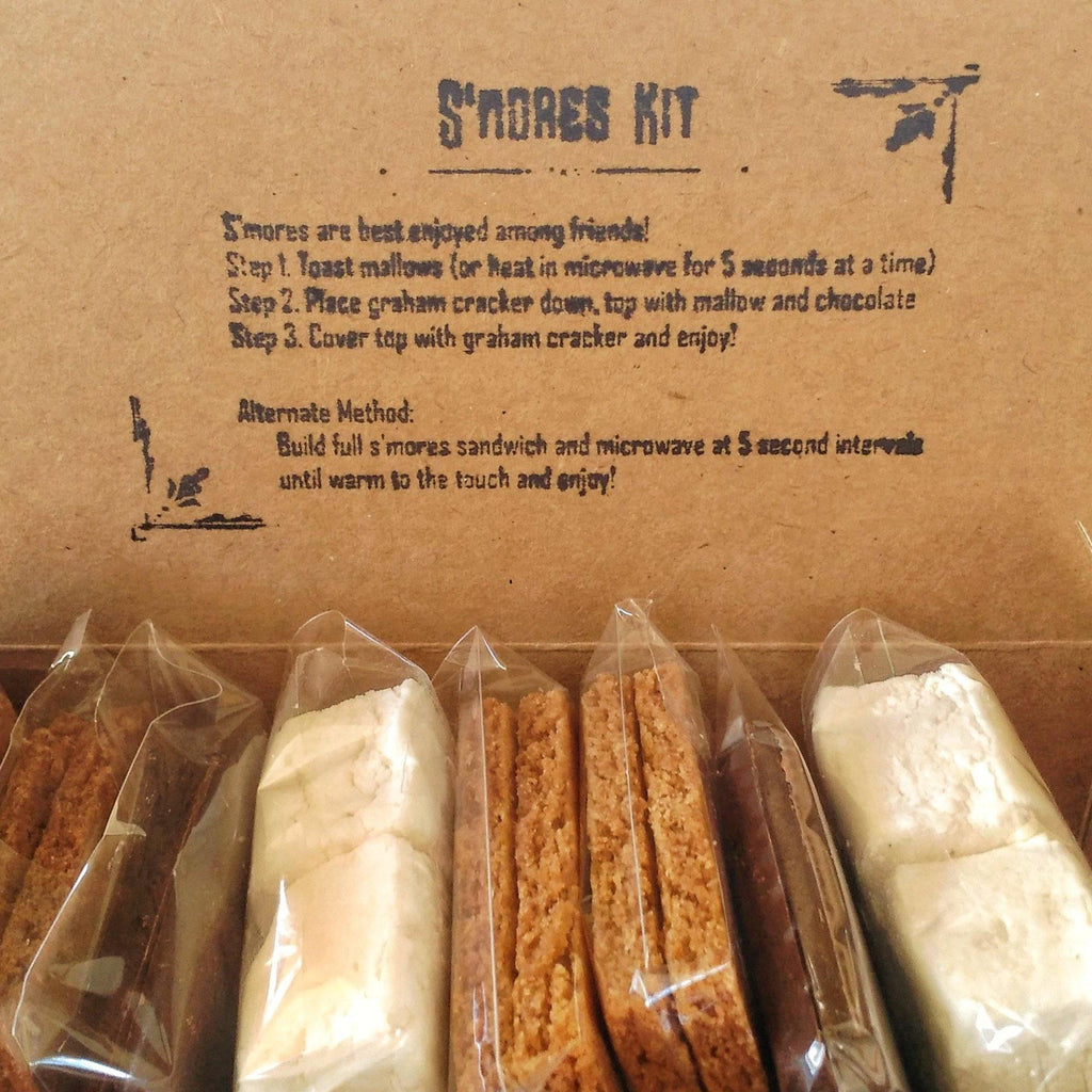 BYO S'mores Kit - m2 Confections