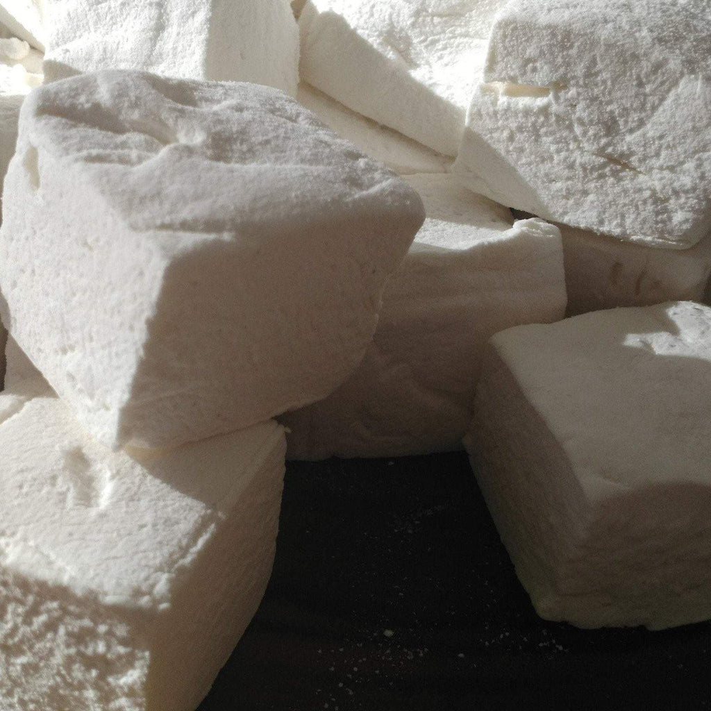Homemade Vanilla Bean Marshmallows - m2 Confections