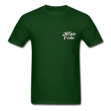 Men's Official 1955 Office Pirate T-Shirt - forest green