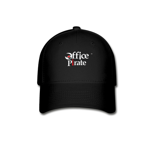 Official Office Pirate Baseball Cap - black