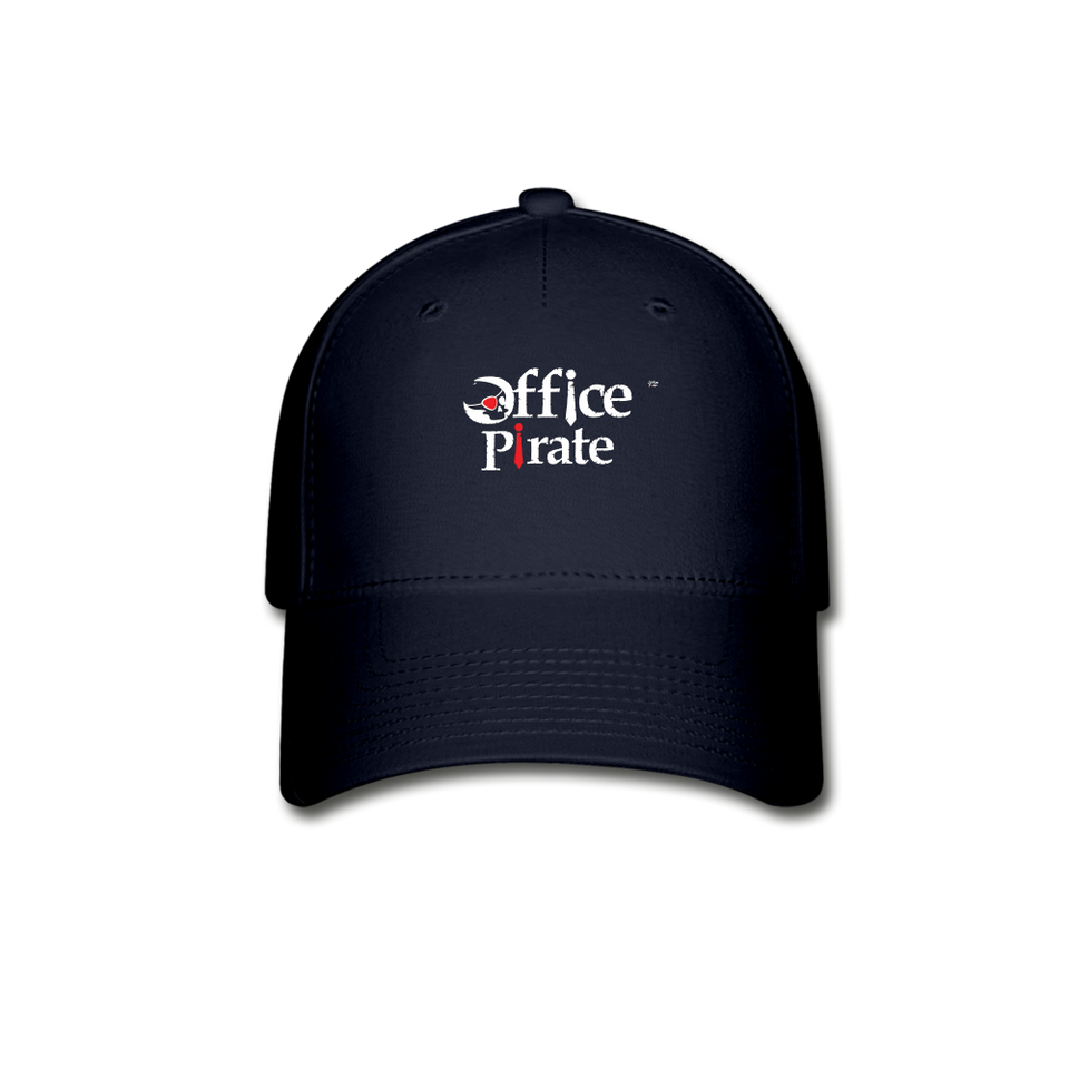 Official Office Pirate Baseball Cap - navy
