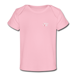 Organic Baby T-Shirt - light pink