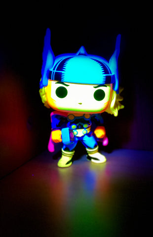 Funko POP! Thor Black light