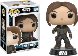 Star Wars Rogue One Funko POP! Jyn Erso #138