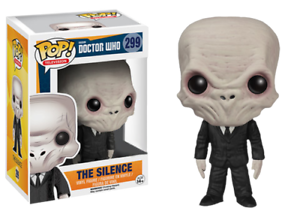 Doctor Who Funko POP! The Silence #299
