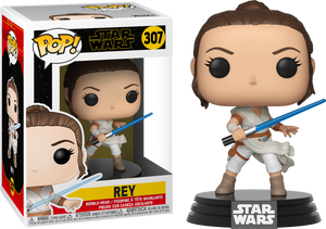 Star Wars Episode IX Funko POP! Rey #307