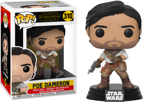 Star Wars Episode IX Funko POP! Poe Dameron #310