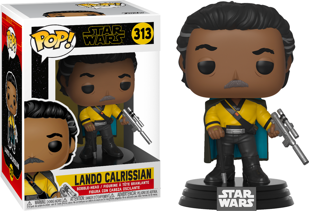 Star Wars Episode IX Funko POP! Lando Calrissian #313