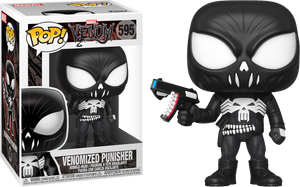 Marvel Funko POP! Venomized Punisher #595