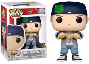 WWE Funko POP! John Cena Dr. of Thuganomics #76