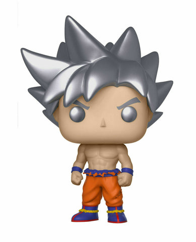 Daragon Ball Z Funko POP! Goku (Ultra Instinct) #386