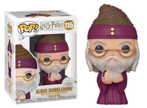 Harry Potter Funko POP! Dumbledore with Baby Harry #115
