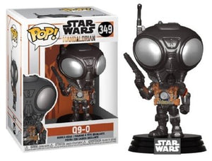 Star Wars The Mandalorian Funko POP! Q9-Zero #349