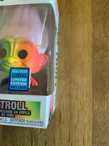 OUT OF BOX Sammler - Pink Troll #03