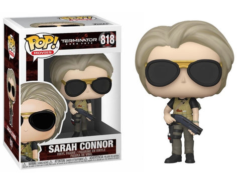 Terminator Dark Fate Funko POP! Sarah Connor #818