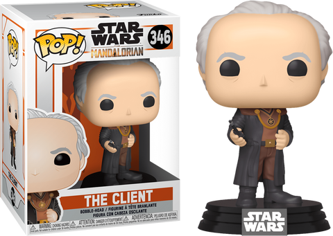 Star Wars The Mandalorian Funko POP! The Client #346