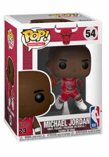 Laden Sie das Bild in den Galerie-Viewer, NBA Funko POP! Michael Jordan (Bulls) #54