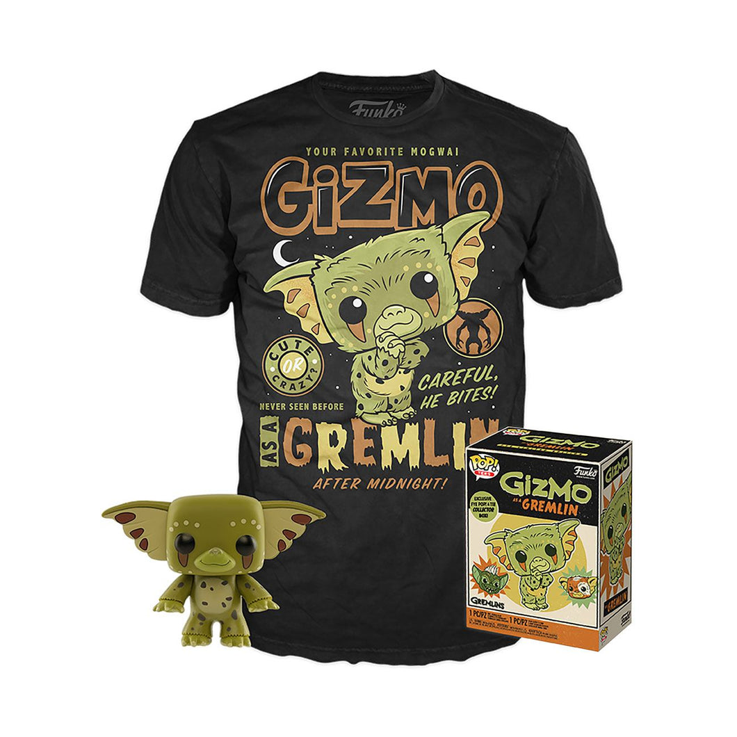 Gremlins Funko POP! & Tee Bundle Gizmo