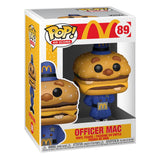 Mc Donalds´s Funko POP! Officer Mac #89