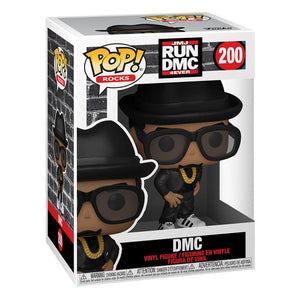 Run DMC Rocks Funko POP! DMC #200