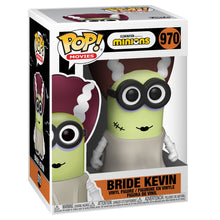 Laden Sie das Bild in den Galerie-Viewer, Minions Funko POP! Bride Kevin #970
