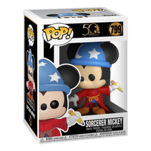 Laden Sie das Bild in den Galerie-Viewer, Disney Funko POP! Sorcerer Mickey #799