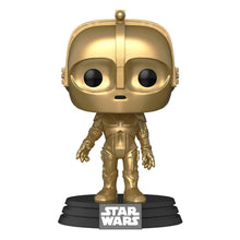 Laden Sie das Bild in den Galerie-Viewer, Star Wars Funko POP! Concept Series C-3PO #423