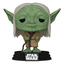 Laden Sie das Bild in den Galerie-Viewer, Star Wars Funko POP! Concept Series Yoda #425