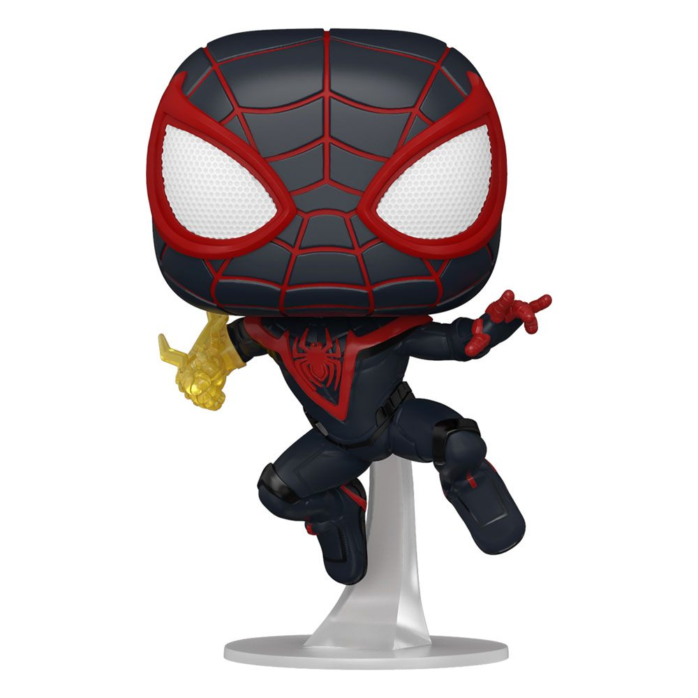 Marvel´s Spider-Man Games Funko POP! Miles Morales Classic #765
