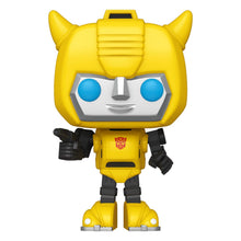 Laden Sie das Bild in den Galerie-Viewer, Retro Toys Funko POP! Transformers Bumblebee #23