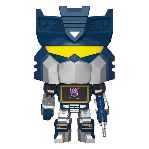 Retro Toys Funko POP! Transformers Soundwave #26