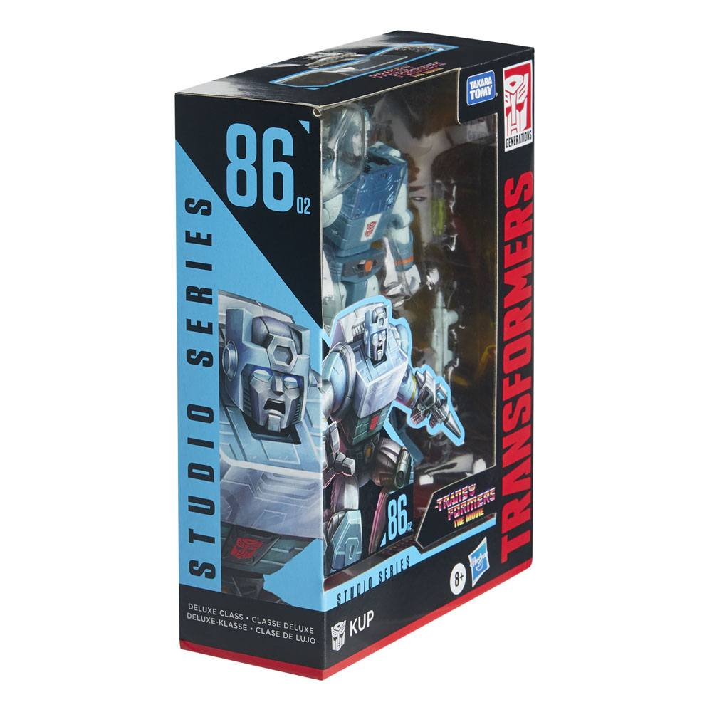Hasbro Transformers Studio Series Deluxe Class - Kup
