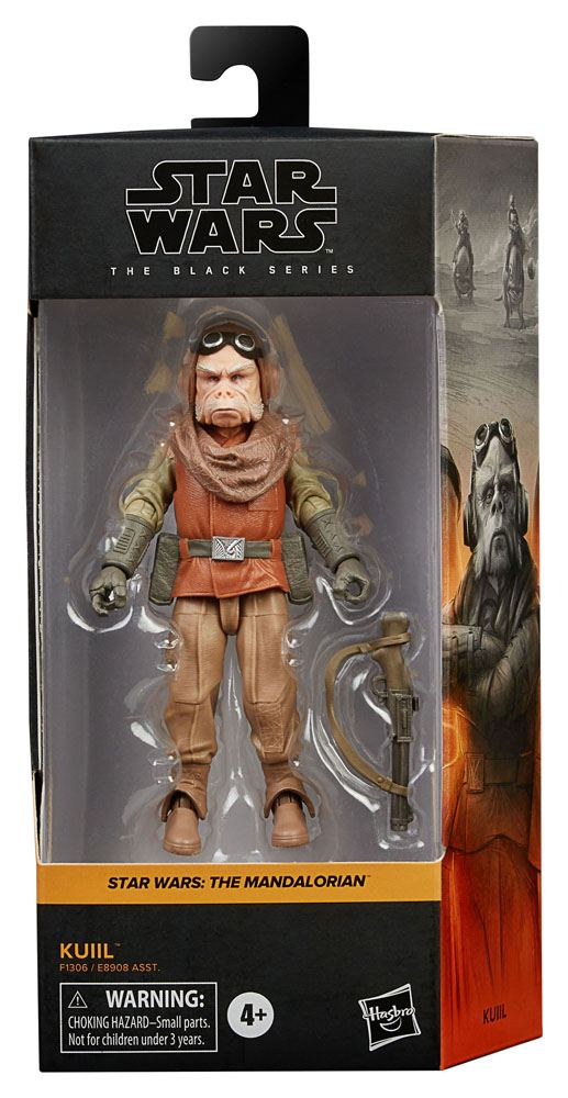 Hasbro Star Wars Black Series Kuiil (The Mandalorian)