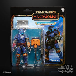 Hasbro Star Wars The Mandalorian Credit Collection - Heavy Infantry Mandalorian