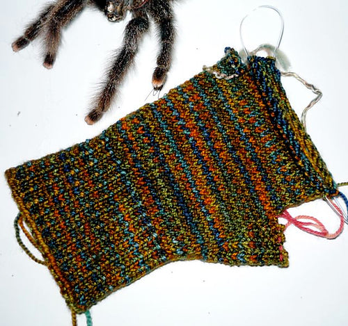 Variegated Yarn Part 2 What The Bleep Should I Make The