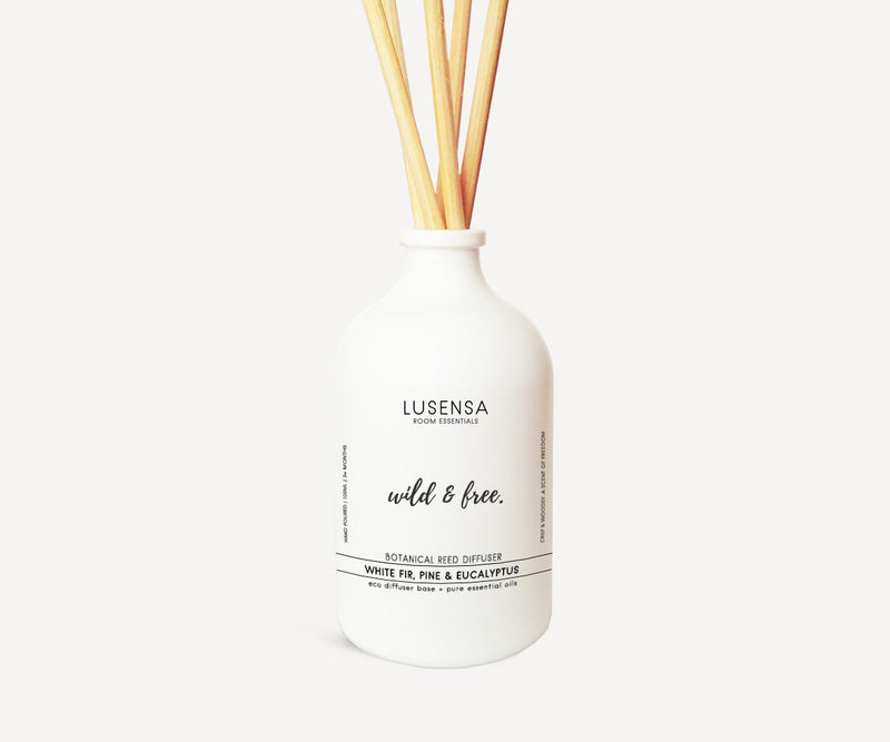 REED DIFFUSER WILD & FREE