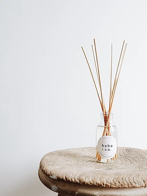 REED DIFFUSER RASPBERRY + PEPPERCORN
